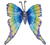 Butterfly Wall Hanging 7 Inches Butterfly 10