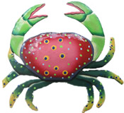 Crab Wall Hanging Crab 5