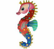 Seahorse Wall Hanging 8 Inch Seahorse 1