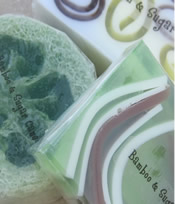 Sugar Cane Soap Selection